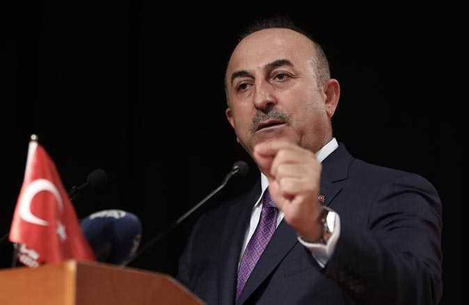 Dışişleri Bakanı Çavuşoğlu: PKK'nın katliamına karşı sessizler