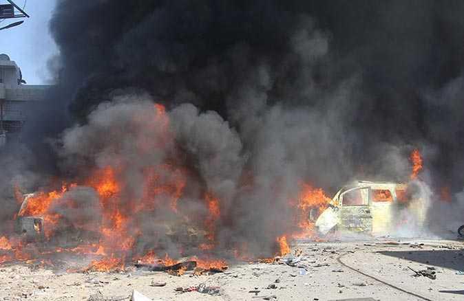 SON DAKİKA! Somali'de Türk firmasına bombalı saldırı düzenlendi