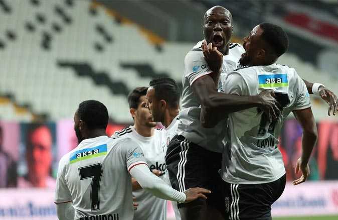 Çaykur Rize karşısında Beşiktaş şov!