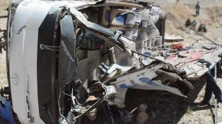Brezilya'da katliam gibi kaza