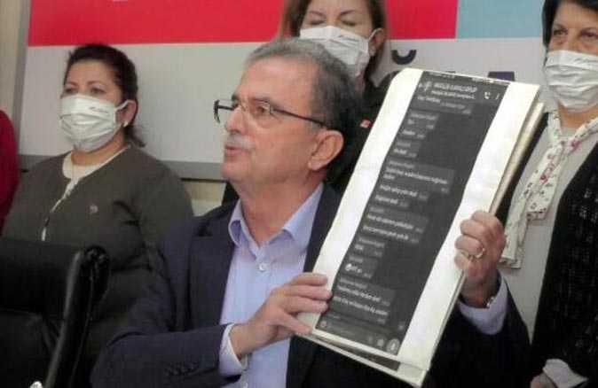 CHP'li Girgin'den Pınar Gültekin'in babası Sıddık Gültekin'e suç duyurusu