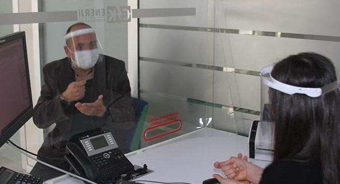 CK Enerji Akdeniz Elektrik'ten 'işaret dili' ile hizmet