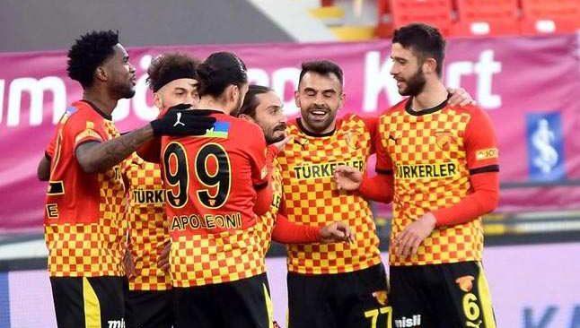 Göztepe'nin yüzünü başkent ekibi güldürdü
