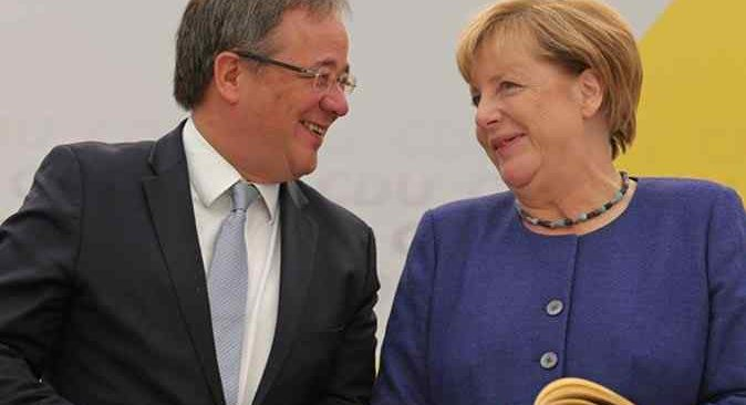 Genel Başkanlığa Armin Laschet seçildi