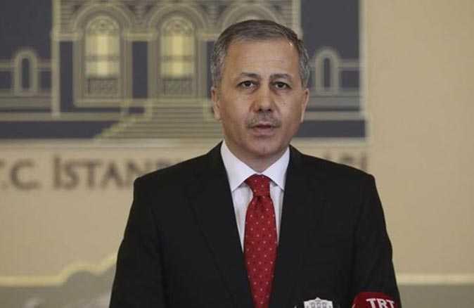 İstanbul Valisi duyurdu! Beşiktaş ve Sarıyer'de gösteri ve yürüyüşler yasaklandı