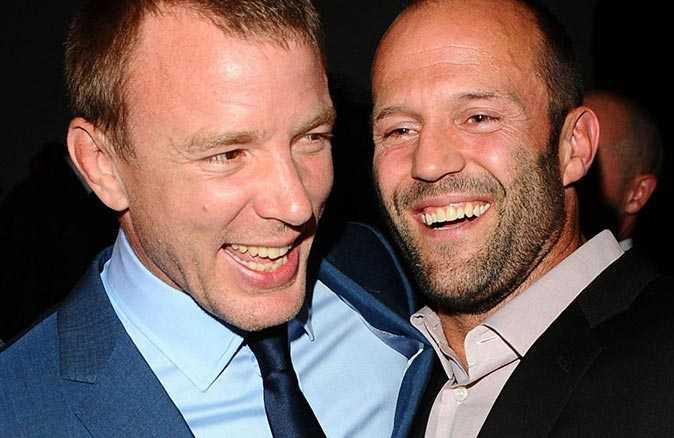 Jason Statham ve Guy Ritchie, Antalya'ya geliyor