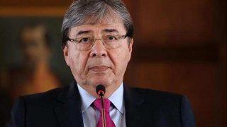Kolombiya Savunma Bakanı Carlos Holmes Trujillo hayatını kaybetti