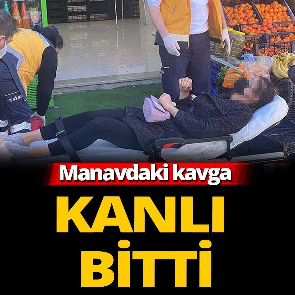 Kadıköy'de kanlı kavga!