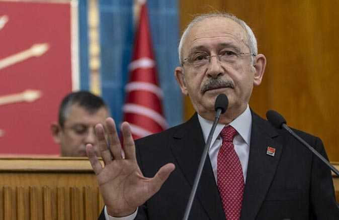Kılıçdaroğlu'ndan 'başörtüsü' cevabı: 'Türkiye'nin gündeminde olmamalı'