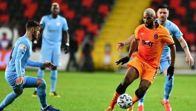 Galatasaray Gaziantep deplasmanında Onyekuru ile güldü