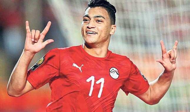 Mısırlı forvet Galatasaray'da