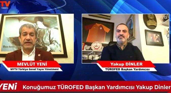 TÜROFED Başkan Yardımcısı Yakup Dinler canlı yayında açıkladı: 'Kapadokya'nın derdi uçak'