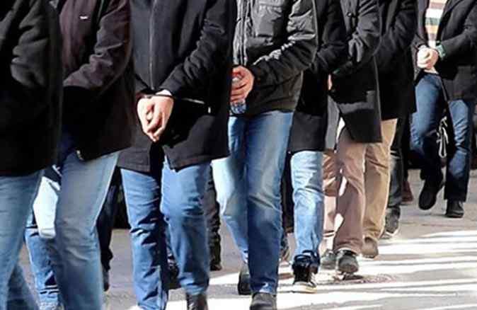 Cumhuriyet tarihinin en büyük operasyonu! 220 kişi gözaltına alındı
