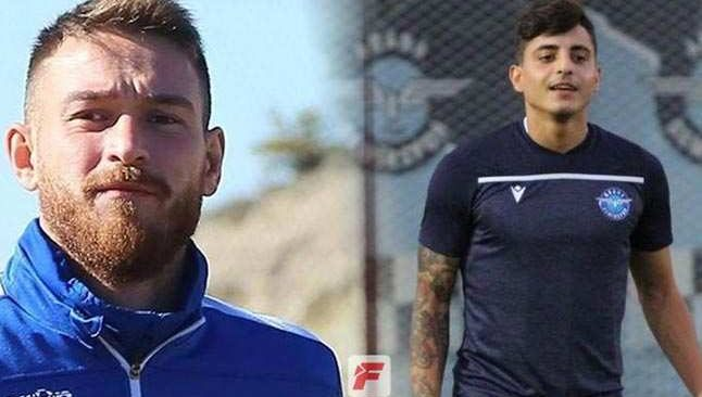 Adana Demirspor, Ömer Şişmanoğlu ve Berk Yıldız'ı renklerine kattı