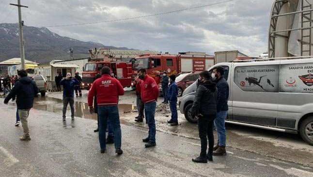 Sakarya'dan sonra bir patlama sesi de Eskişehir'de duyuldu!