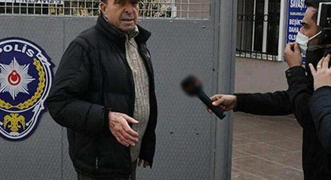 Arka Sokaklar'ın Rıza Baba'sı Zafer Ergin karakolda ifade verdi