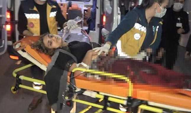 Selma Taşkömür eşi tarafından pompalı tüfekle öldürüldü.