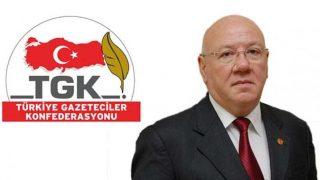 TGK Genel Başkanı Nuri Kolaylı: Uğur Mumcu'nun gazetecilik idealleri yaşıyor