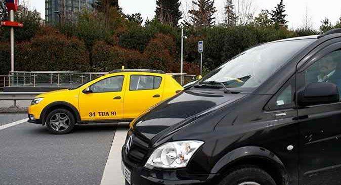 Uber Türkiye'deki faaliyetlerine yeniden başladı