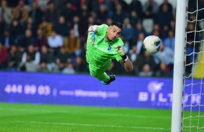 Uğurcan Çakır Süper Lig'in en değerli kalecisi oldu