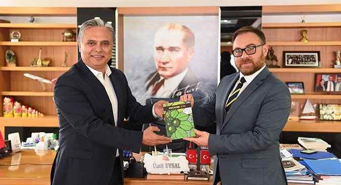 Başkan Uysal'dan 'Ukrayna - Türkiye' dostluk açıklaması
