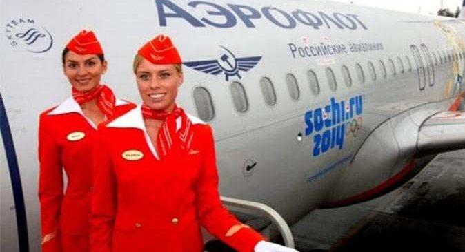 Rus havayolu Aeroflot 43 ülkeye uçuşlarını iptal etti