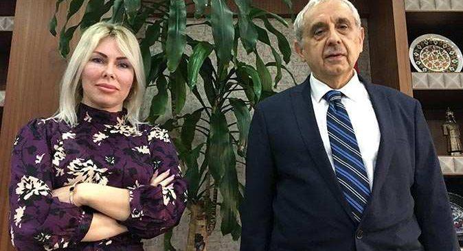 Rektör Özkan: Bir kadın, bir erkek hastamız, bağırsak naklini bekliyor