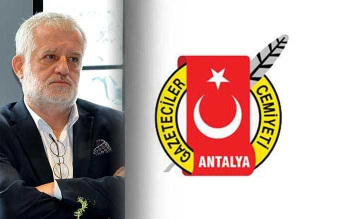 Antalya Gazeteciler Cemiyeti'nden '10 Ocak Çalışan Gazeteciler Günü' mesajı