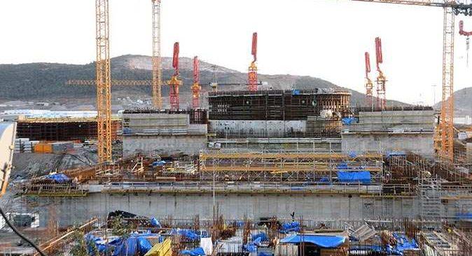 Nükleer santral 2023'te elektrik üretmeye başlayacak