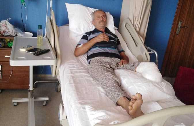 Alanya'da engelli vatandaş 3 çocuğu ile mağdur oldu