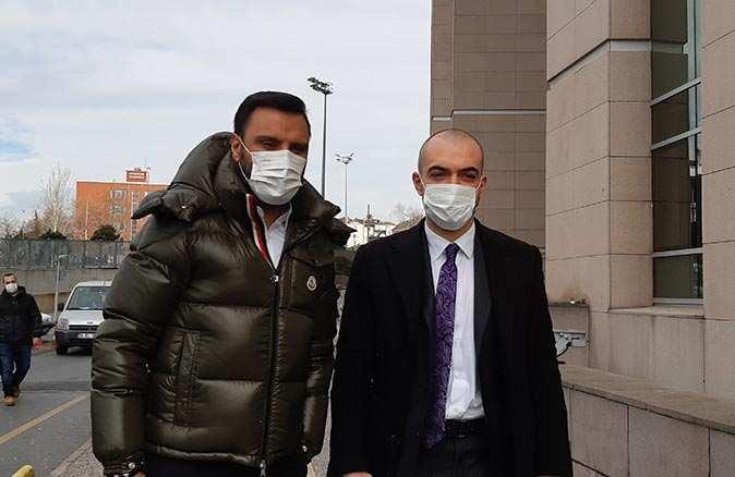 Doktoruna 2 milyon liralık tazminat davası açan Alişan adliyede ifade verdi