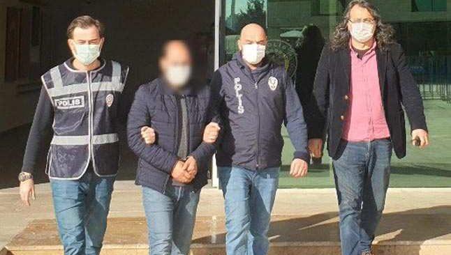 9 yıldır aranıyordu! Antalya'da yakalandı...