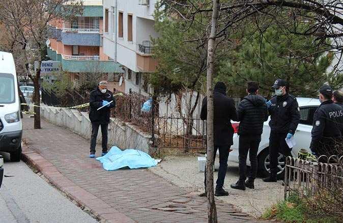 Ankara'da iki arkadaş arasındaki tartışma cinayetle son buldu