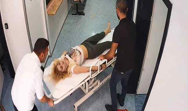 Ankara'da akaryakıt istasyonunda aracına yakıt alırken tanıştıkları Damla Kiraz'a (30) alkollü olmasına rağmen şırınga ile eroin enjekte ederek ölümüne neden oldular.