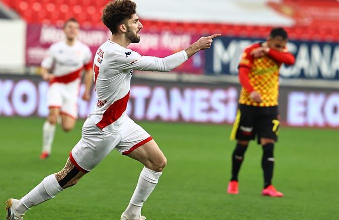 Bu sezon bir ilk! Antalyaspor çıkışını sürdürüyor!