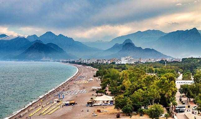 28 Ocak 2021 Perşembe Antalya hava durumu