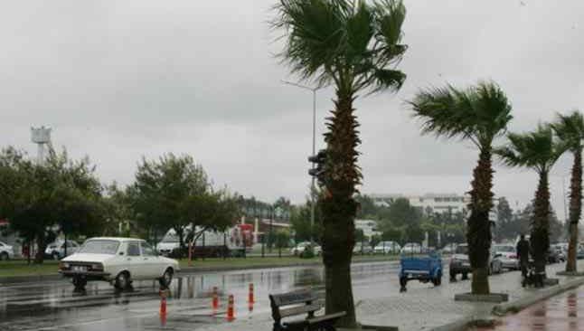 17 Ocak 2021 Pazar Antalya hava durumu