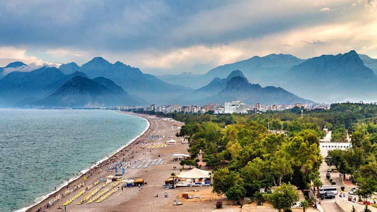12 Ocak 2021 Salı Antalya hava durumu