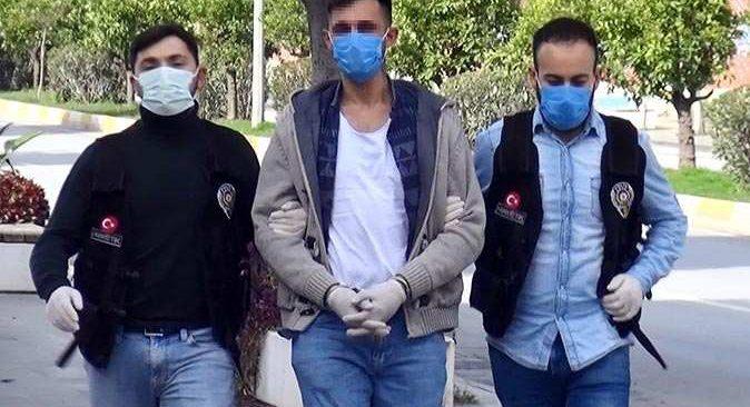 Antalya'da akılalmaz olay! Çocuklarının gözü önünde uyuşturucu kullandı
