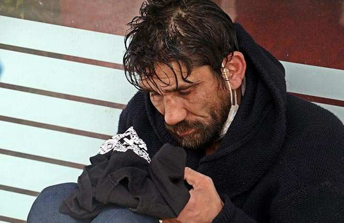 Antalya'da 'insanlık ölmemiş' dedirten görüntüler! Herkes yardım etti