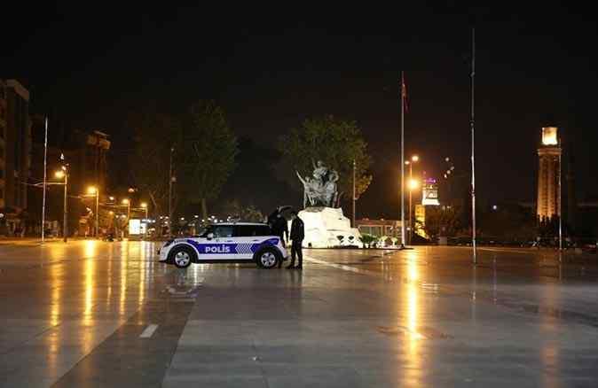 Antalya'da sokağa çıkma kısıtlamasından muaf tutulacakların listesi genişletildi