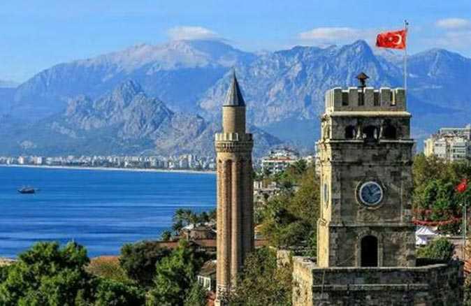 11 Ocak 2021 Pazartesi Antalya'da hava durumu
