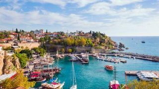 24 Ocak 2021 Pazar Antalya hava durumu