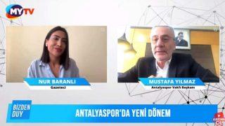 Bizden Duy 3. Bölüm - Antalyaspor'da Yeni Dönem