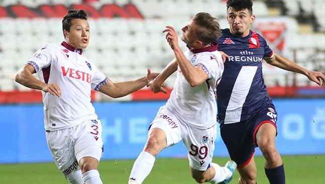 Antalyaspor uzatmalarda yıkıldı