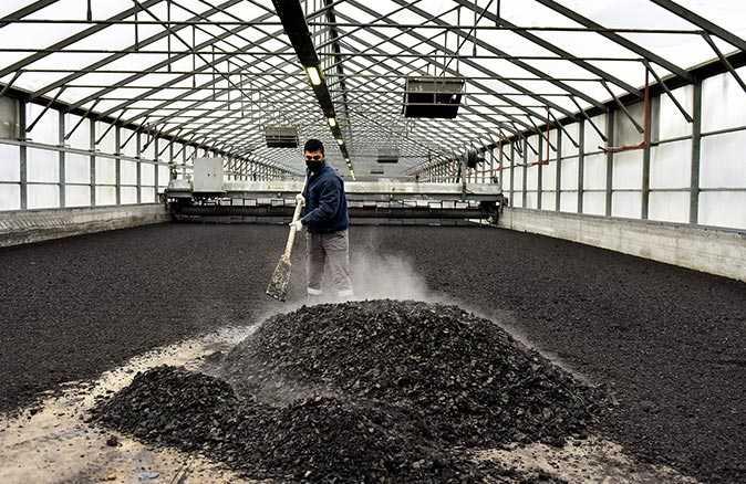 Antalya OSB atık çamuru enerjiye dönüştürdü