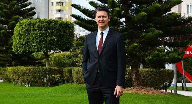 Grand Park Lara'nın yeni İşletme Müdürü Arif Şekeroğlu oldu