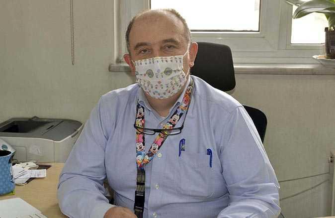 Prof. Dr. Ateş Kara: