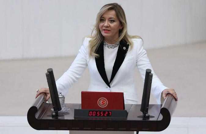 İYİ Partili Vekil Cesur'dan 2020 ve Türkiye değerlendirmesi