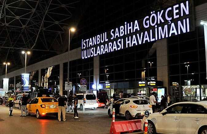 15 Temmuz'da Sabiha Gökçen Havalimanı'nı ele geçirme davasında 21 sanığa yakalama kararı